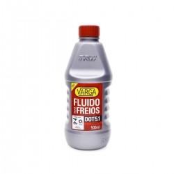 Oleo fluido de freio dot 5 500ml - Spin de 2013 a 2016