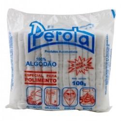 Pacote estopa para polimento 100g 100% algodao