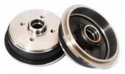 Par de tambor de freio traseiro - Celta 2001 a 2013