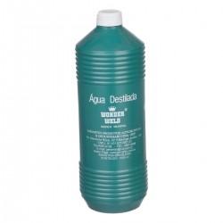 Agua destilada para bateria 1000 ml