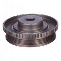 Polia do virabrequim motor 1.8 Flex - Meriva 2004 a 2012