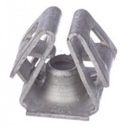 Porca parafuso moldura superior radiador - S10 2012 a 2017