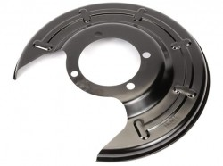 Protetor disco freio traseiro lado motorista - Cruze 2012 a 2021 motor 1.4