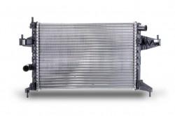 Radiador de agua do motor - Corsa novo 2002 a 2012