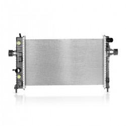 Radiador d'agua veiculos cambio automatico - Astra 2009 a 2011
