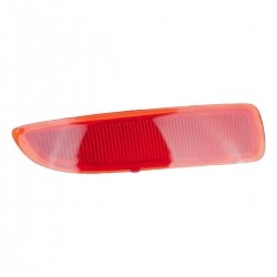 Refletor parachoque traseiro lado motorista - Corsa novo hatch 2002 a 2012
