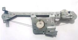 Regulador vidro porta traseira lado passageiro c/ motor - Corsa 1994 a 2009
