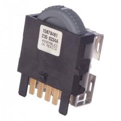 Reostato controle iLuminaacao painel - S10 1995 a 2011