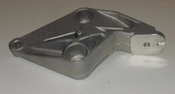 Suporte ferro coxim motor lado motorista - Vectra 1999 a 2007