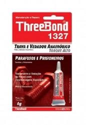 TRAVA PARAFUSO VERMELHO - 6 gr