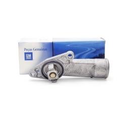 Valvula termostatica completa veiculos 1.0/1.4/ 8V - Prisma de 2007 a 2020