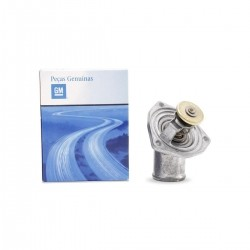 Valvula termostatica motor 8v - S10 2.2/2.4 1995 a 2011