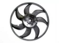 Ventoinha + defletor Radiador motor 1.4/1.8 - Corsa novo 2002 a 2012
