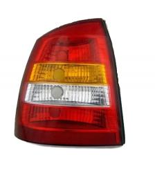 Lanterna traseira lado motorista - completa - Astra 1999 a 2005