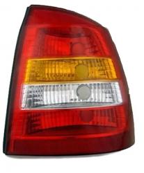 Lanterna traseira direita ** tricolor ** - Astra 1999 a 2005