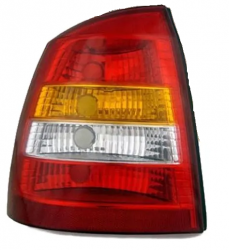 Lanterna tras lado esq ** tricolor ** - Astra 1999 a 2005