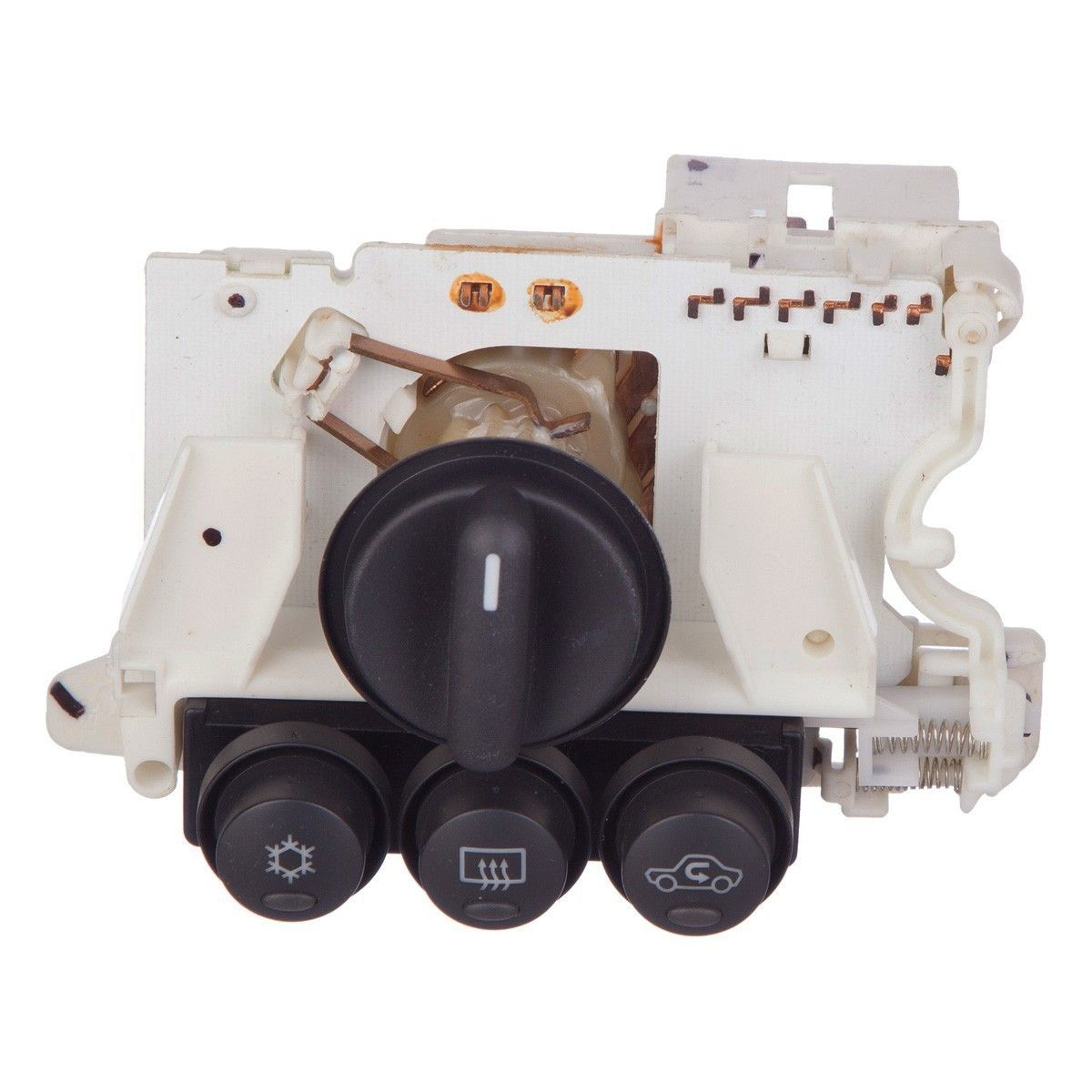 Controle da ventilacao - Corsa novo 2002 a 2012