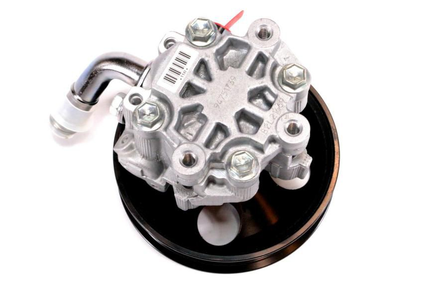 Bomba direita dir. hidr. c/ polia - Trailblazer 2012 a 2019 motor 3.6