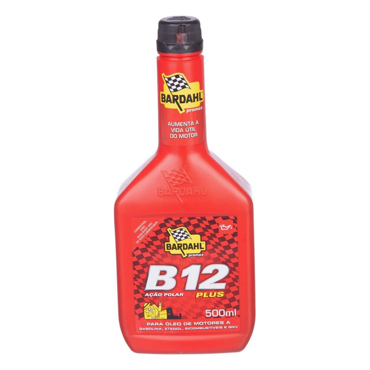 Aditivo de Oleo para motor gas/flex/gnv - Blazer 500 ml de 1995 a 2011