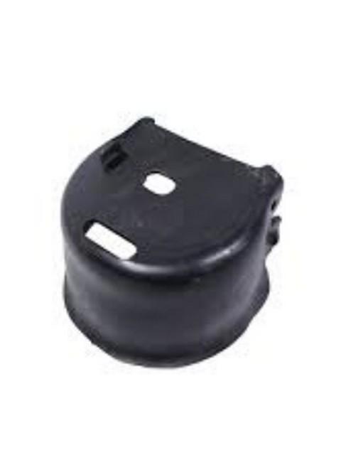 Chapa protetora coxim motor lado esq - Opala 1969 a 1992