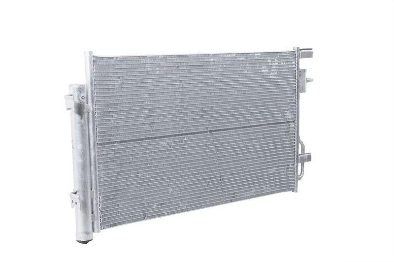 Condensador ar condicionado - Onix 2017 a 2019