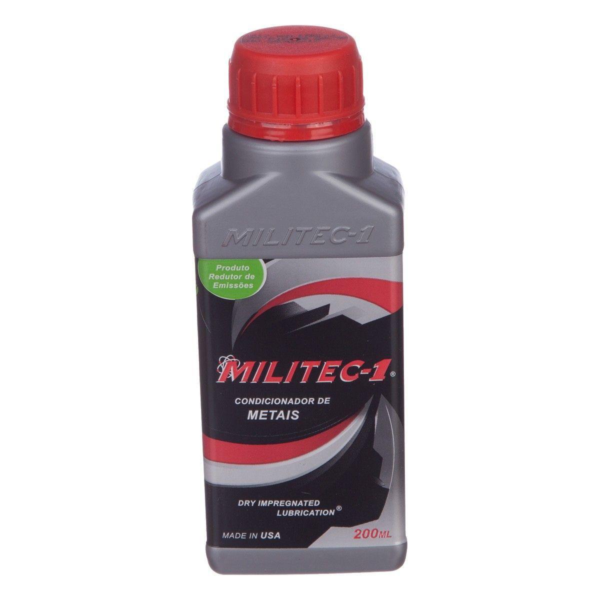 Militec- condicionador de metais- 200 ml