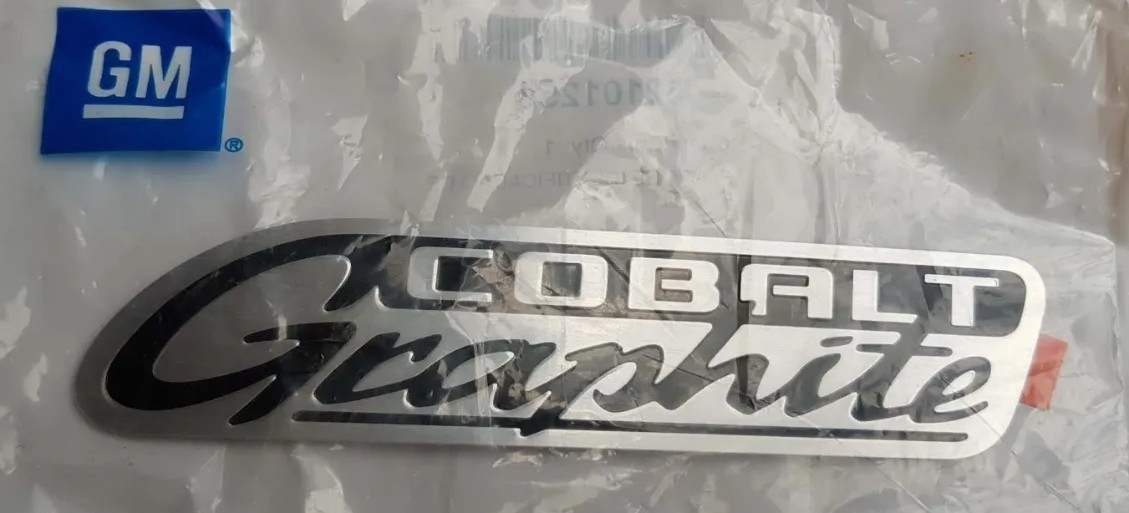 Decalque - Cobalt 2011 a 2019