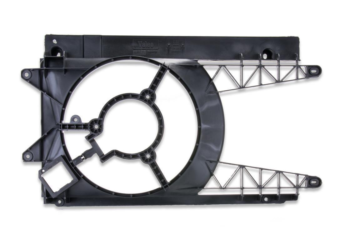 Defletor do radiador- Celta (c/ a/c) 2001 a 2006