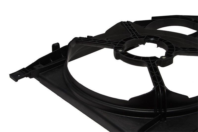 Defletor do radiador - Corsa novo 1.4/1.8 SEm a de 2002 a 2012
