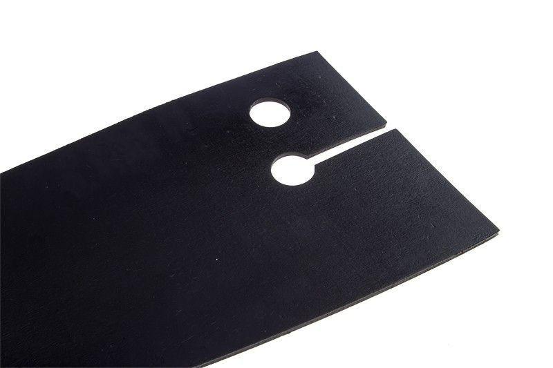 Defletor lateral do radiador- Celta / Prisma