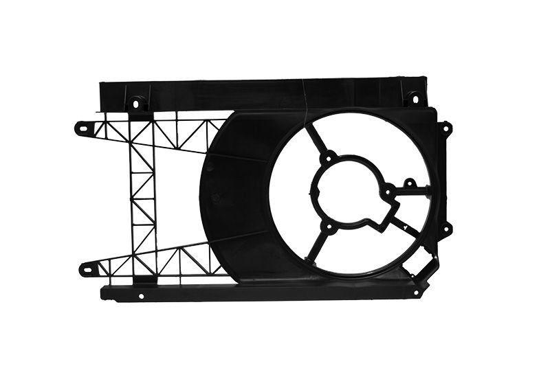 Defletor radiador (S/ a/c)- Celta 2006