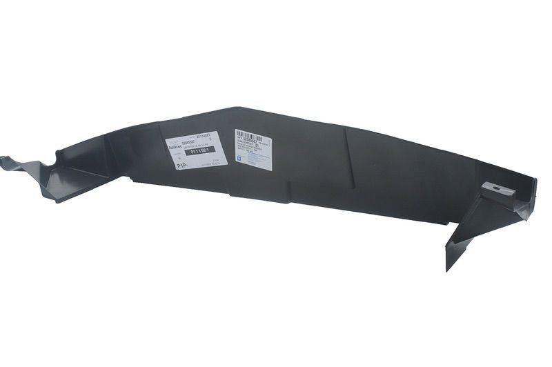 Defletor superior radiador - Prisma novo 2012 a 2020