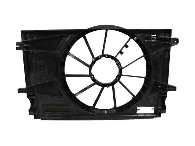Defletor ventoinha radiador - Cruze 2012 a 2021 motor 1.4