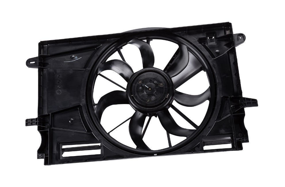 Eletro-ventilador radiador - Cruze 2012 a 2021 motor 1.4