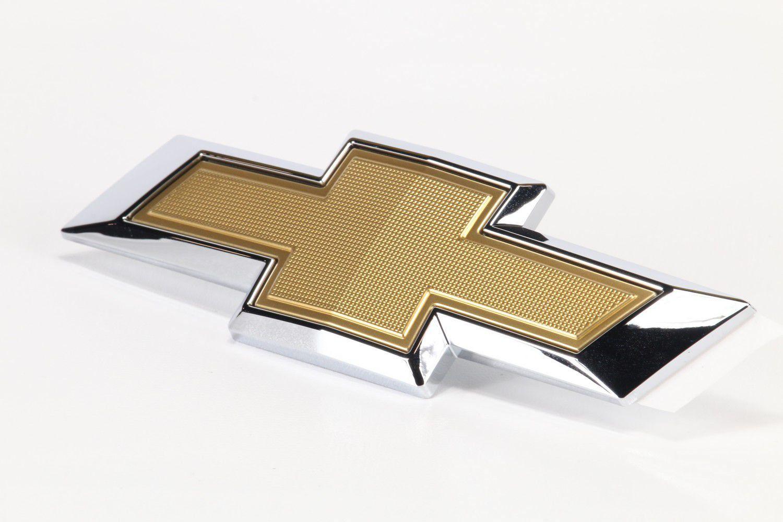 Emblema *gravata* da tampa traseira porta malas- Cruze 2015 e 2016