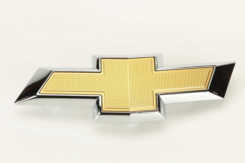 Emblema gravata grade dianteira - Cruze novo 2017 a 2017