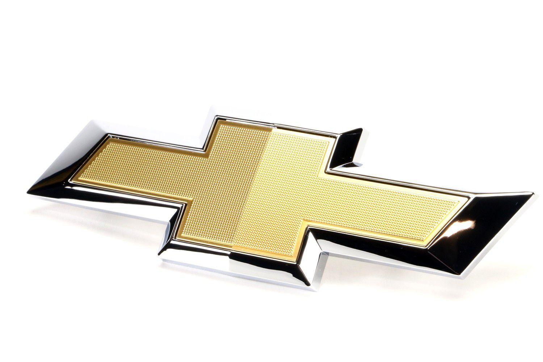 Emblema *gravata* grade radiador - Cobalt 2016 a 2017