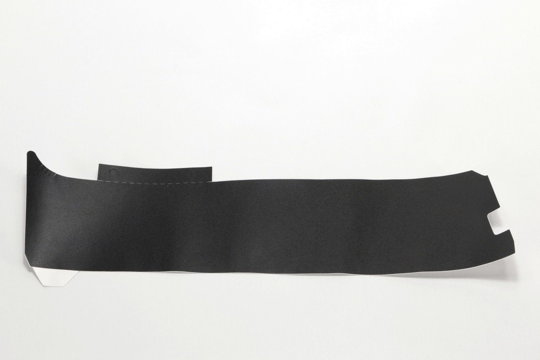 Faixa da coluna dianteira da porta do motorista - Meriva de 2003 a 2012