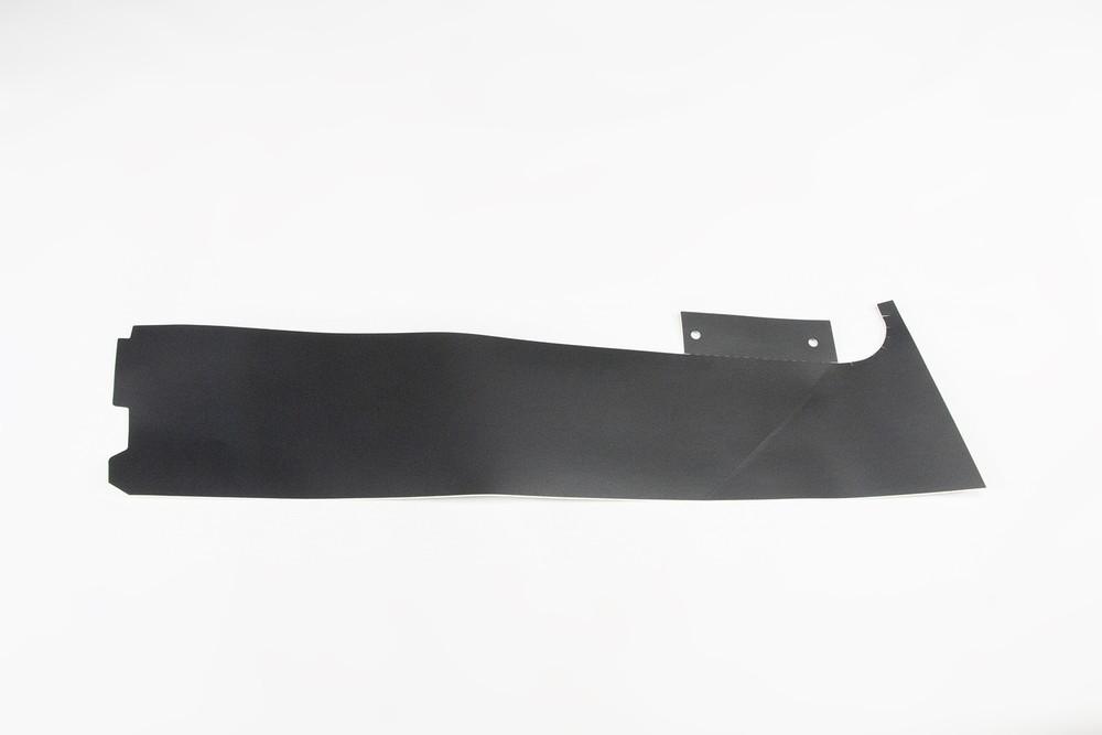 Faixa vertical traseira porta dianteira lado motorista - Tracker Nova 2013 a 2018