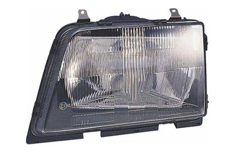 Farol dianteiro lado passageiro - S10 1995 a 2000