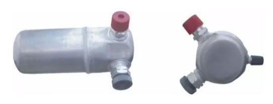 Filtro secador ar condicionado. - Blazer 1995 a 2011 motor 2.2/2.4