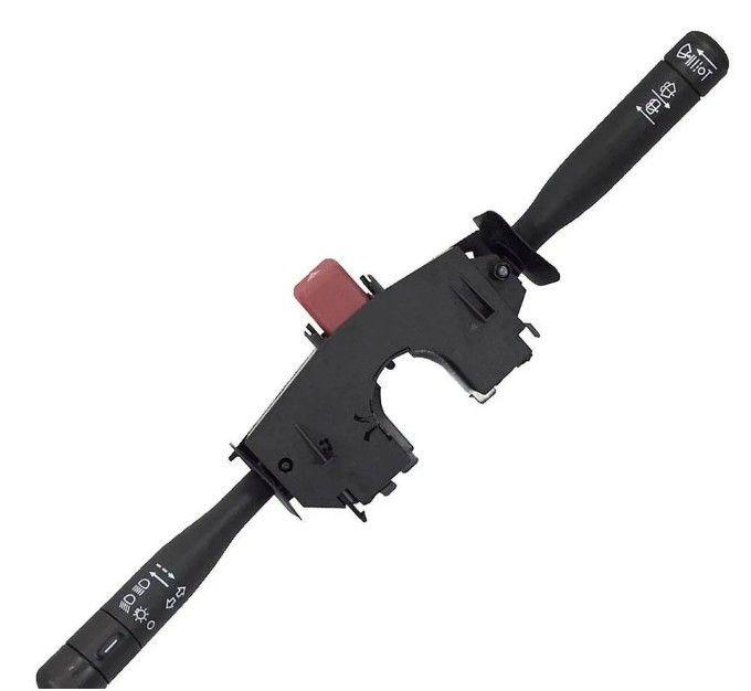 Interruptor seta/limpador parabrisa/farol - Prisma 2007 a 2020