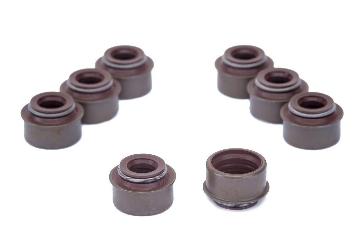 Jogo de vedador de valvula cabecote - S10 de 1995 a 2011