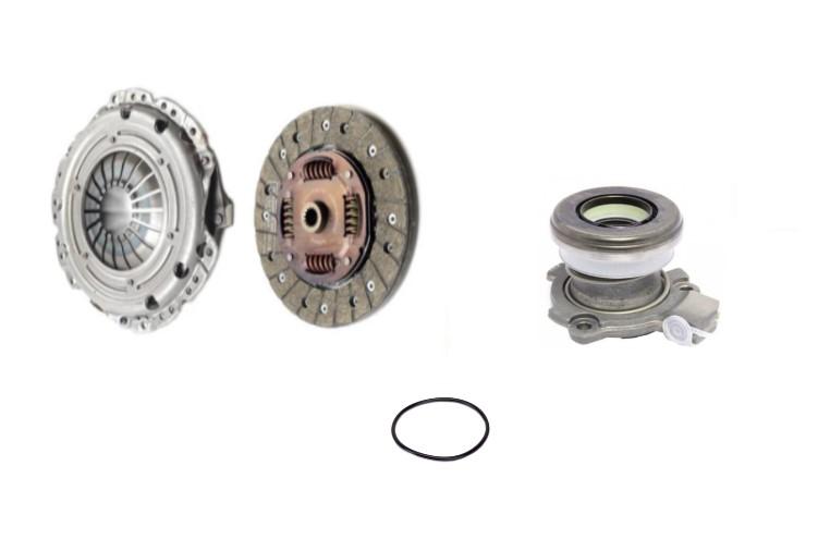 Kit embreagem - Astra 2.0 2005 a 2011
