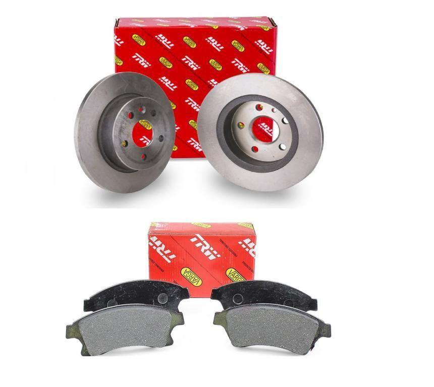 Kit freio dianteiro - Prisma novo de 2012 a 2019