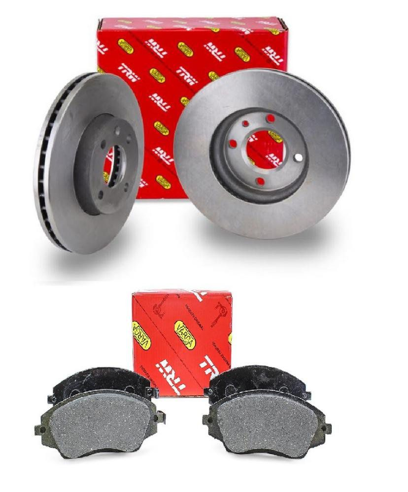 Kit freio dianteiro - Spin de 2013 a 2016