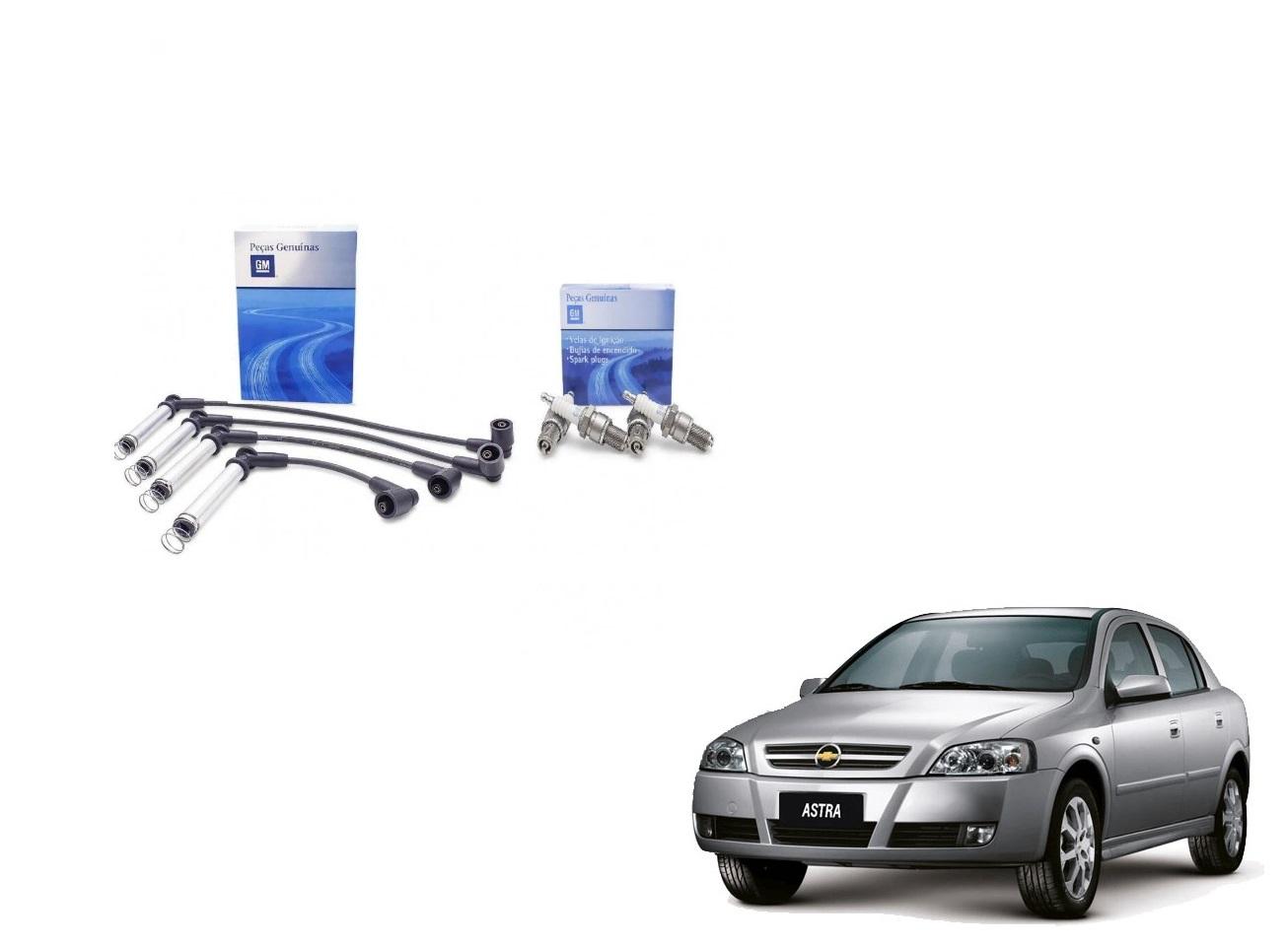 Kit ignicao veiculos 2.0 8 V flex - Astra de 2005 a 2009