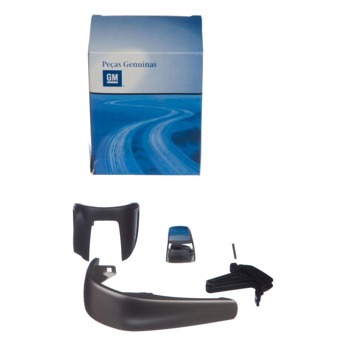 Kit reparo botoes alavanca cambio automatico - Onix Ate 2014 a 2016