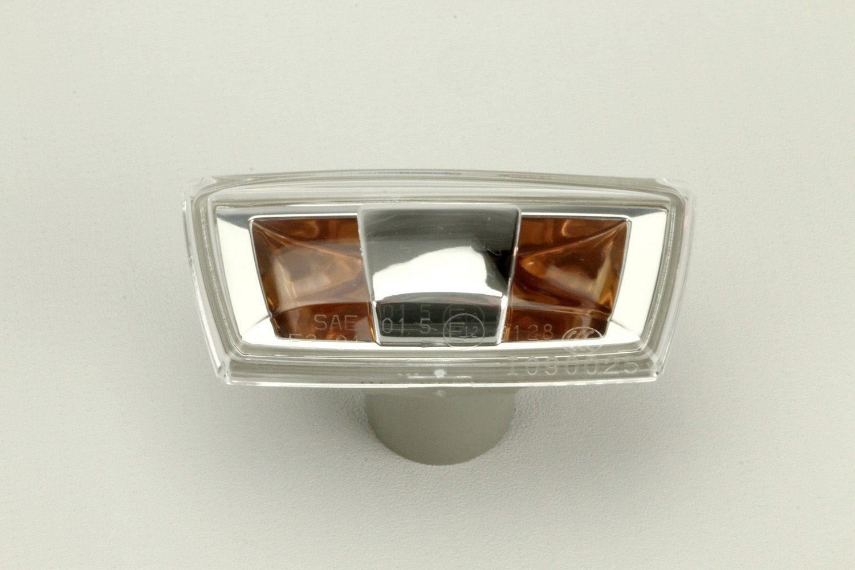 Lanterna de seta paralama dianteiro lado passageiro - Spin de 2013 a 2021