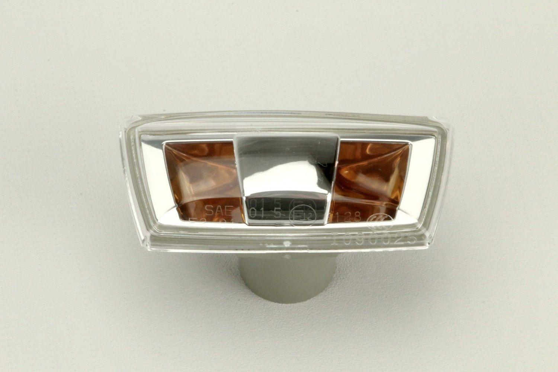 Lanterna de seta paralama dianteiro lado passageiro - Vectra novo de 2006 a 2011